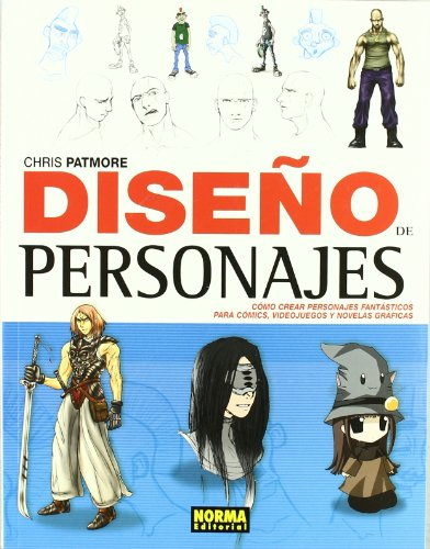 Diseno de personajes / Character Design Studio: Como crear personajes fantasticos para comics, videojuegos y novelas graficas / Create Cutting-edge ... Computer Games, and Graphic Novels