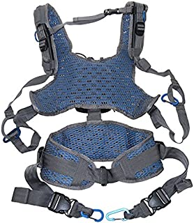 orca audio bag harness