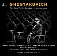 Shostakovich: Two Violin Sonat