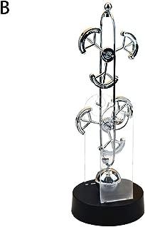 Decorazione del Moto perpetuo Orbitale Mobiletto Decorazione Scrivania Altalena Magnetica Mestiere orbitale Pendolo Cafopgrill Altalena Magnetica Mestiere orbitale