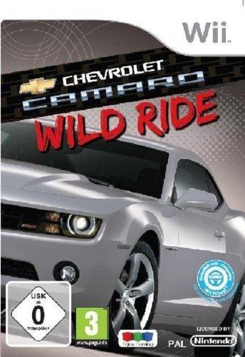 Chevrolet Camaro: wild ride [Importación francesa]