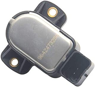 GuOdong GXDD Drosselklappenpositionssensor TPS 9642473280 96 9623840499 80 424 732 Gepasst for Citroen Berlingo C2 C3 C5 Dispatch Fit for Peugeot 206 306 307 406 ZJQY