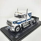 Desconocido 1/43 CAMION Truck Modelo LTL 9000 1978 Blanco White IXO Models