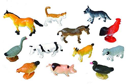 Mini Farm Animals (1 Dozen)