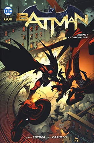 La corte dei gufi. Batman: 1