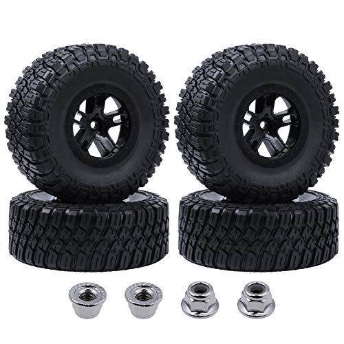 cheap Hobby Park, 4 pieces. The package includes tires and wheels with an outer diameter of 120 mm, foam inserts, 12 mm, hexagonal Traxxas…