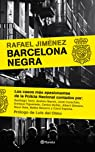 Barcelona negra ) par Jiménez