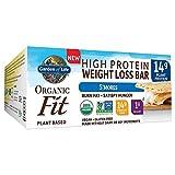 Garden of Life Organic Fit Bar S'Mores (12 per Carton)