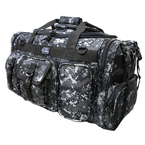 "NPUSA 30"" Tactical Duffle Military Molle Gear Shoulder Strap Range Bag TF130 ODGN ODGreen"