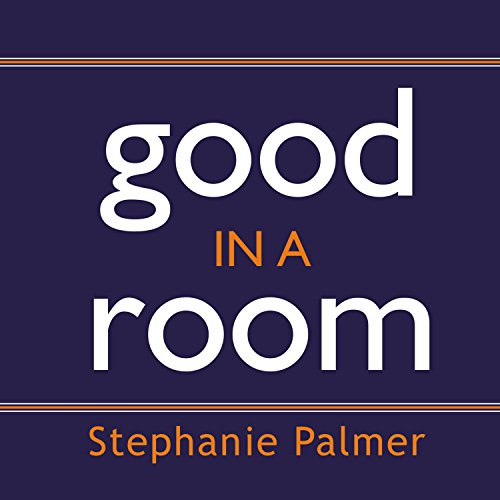 Good in a Room audiobook cover art