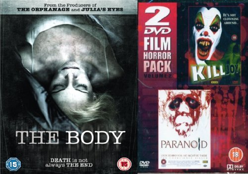 The Body (2012) ( El cuerpo ) [ NON-USA FORMAT, PAL, Reg.2 Import - United Kingdom ] by Jos?? Coronado