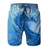 vbndfghjd Troncos de natación de Secado rápido para niños...