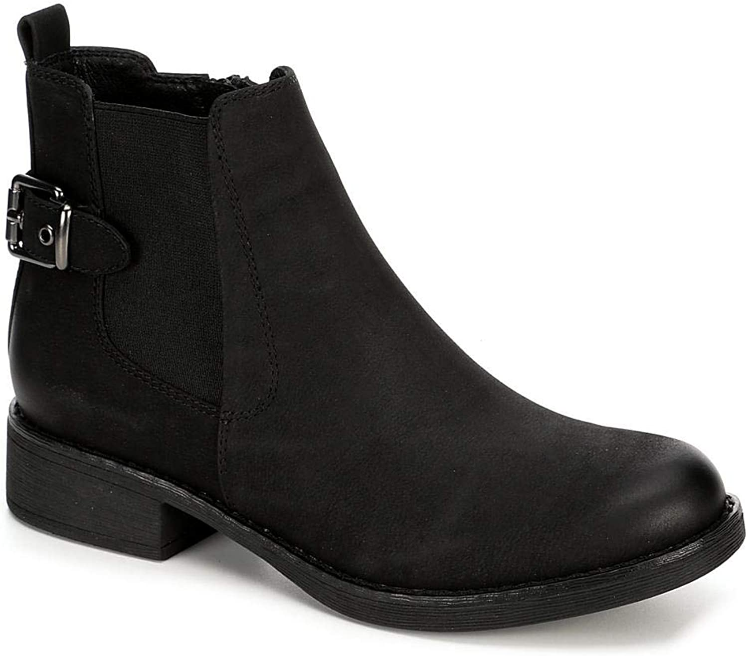 XAPPEAL Womens Chelsea Style Heeled Ankle Boot shoes