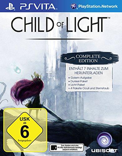 Child of Light - Complete Edition - [PS Vita]
