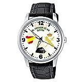 CASIO® Reloj Guardia Civil Fondo Blanco Sumergible