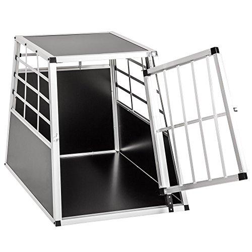 TecTake Alu Hundetransportbox -diverse Größen - 3