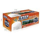 YRWL – Bolsa de basura de jardín con asa, bolsa alimentaria...