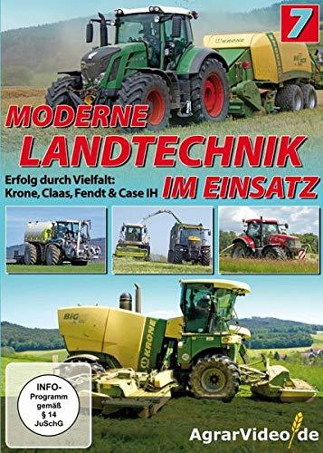 Moderne Landtechnik im Einsatz, Teil 7