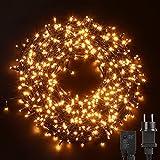 Avoalre Luces Navidad Exterior 100M 1000 LED, Guirnaldas Luces Cadena de Luz 8 Modos Impermeables Guirnalda Decoracion...