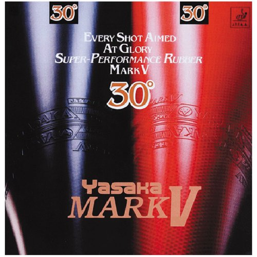 Find Discount Yasaka Mark V 30 Color-Black,Thickness-2.0mm