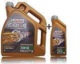 Pack 6 litros Castrol Edge SuperCar 10W-60
