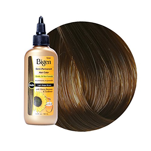 Bigen Haarfarbe # Beb4 Hellbeige Braun 85 g