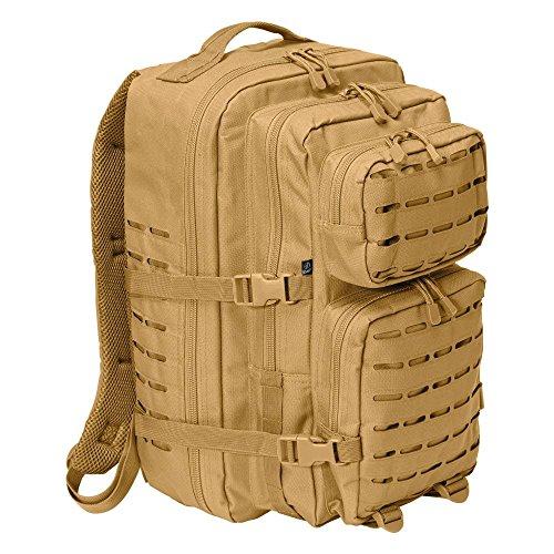 Brandit Rucksack US Cooper Laser Cut Large Camel