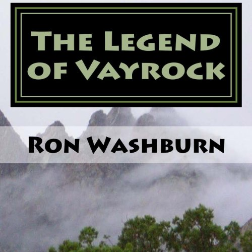 The Legend of Vayrock, Volume 1 audiobook cover art