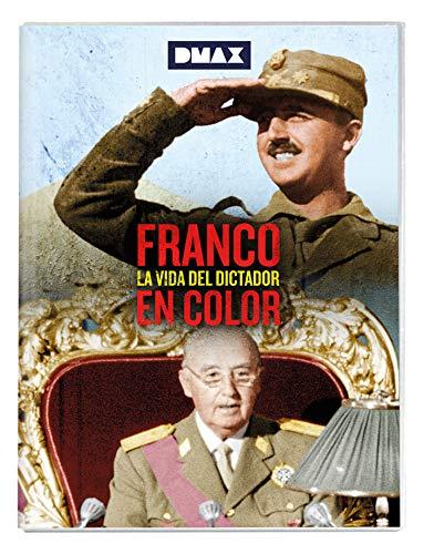 Franco. La vida del dictador en color [DVD]