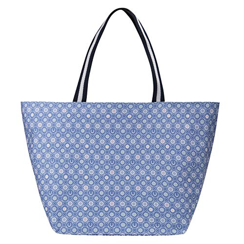 CODELLO Stylischer Canvas-Shopper mit Logo-Print