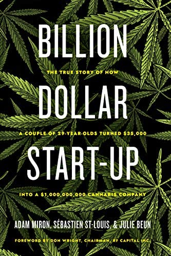 Billion Dollar Start Up The True Story of How a Couple of 29 Year Olds Turned 35 000 into a product image