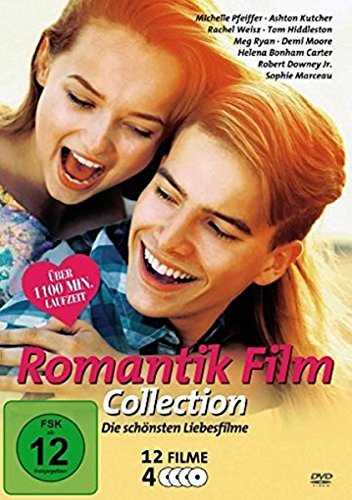 Romantik Film Collection [4 DVDs]