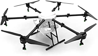Commercial Drone 2.4GHz 6 Axis Drone Precision Intelligent Operation Agricultural Spraying Drone for Pesticide Spraying,16 L Capacity,16000 MAH Battery