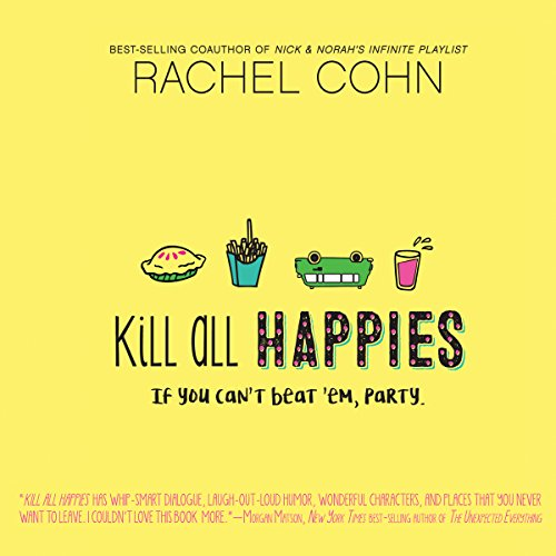 Kill All Happies cover art