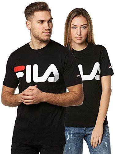 Fila T-Shirt Herren URBAN LINE Classic Logo Tee 680427 002 Black, Größe:S