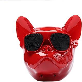 Sponsored Ad - Bulldog Head Speaker 8W Portable Bluetooth Speaker Stereo, French Bulldog Speaker for Phone, Computer, Tabl... photo