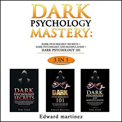 Dark Psychology Mastery audiobook cover art