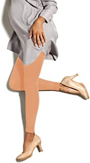 maternity footless tights