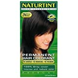 NATURTINT HAIR COLOR,2N BLACK BROWN, 5.28 FZ by Naturtint