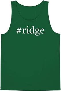 #Ridge - A Soft & Comfortable Hashtag Men's Tank Top