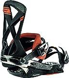 Nitro Snowboards Phantom '20 All Mountain Freeride Freestyle Premium attacchi snowboard, Nitro X Deejo, M