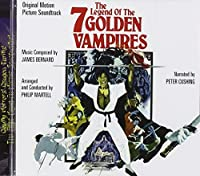 The Legend of The 7 Golden Vampires (OST) by James Bernard