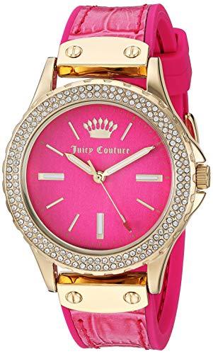 Juicy Couture Armbanduhr Uhr Damen Gold