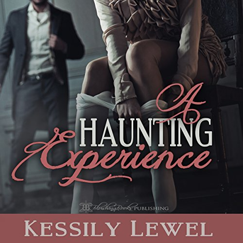 A Haunting Experience audiobook cover art