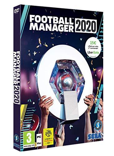 pas cher un bon Football Manager 2020 – Édition limitée pour PC