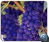 ブドウ園のブドウはマウスパッドの長方形のマウスパッドの賭博のマウスマットをカスタマイズしました