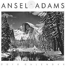 2018 Ansel Adams Deluxe Wall Calendar Authorized Edition