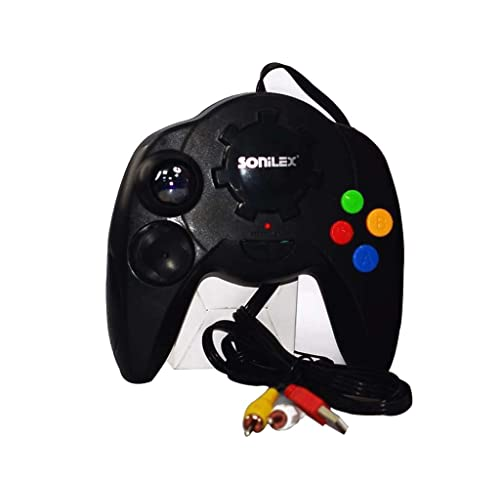 Sonilex OGM Video Game Inbuilt 998800 Game Controller (TV)