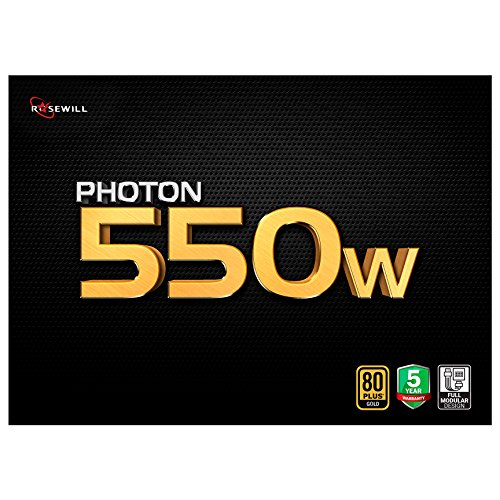 Build My PC, PC Builder, Rosewill PHOTON-550
