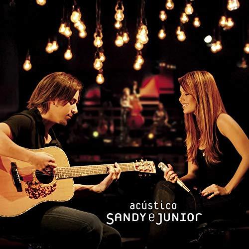 Sandy & Junior - Acústico - LP [Disco de Vinil]